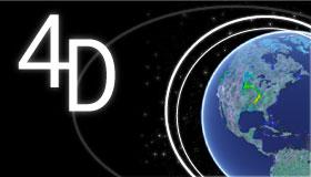 4D Virtual Globe